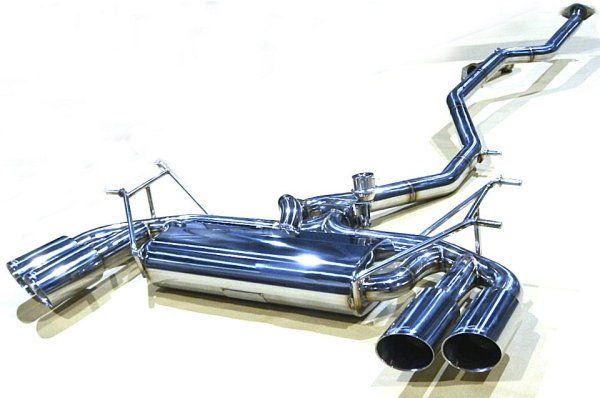 画像2: [アバルト124スパイダー マフラー]  F1サウンド バルブトロニック エキゾーストシステム
