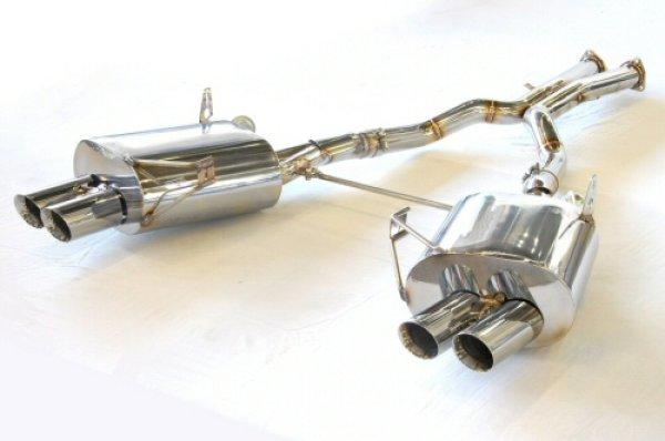 画像2: [BMW E85/E86 Z4M マフラー]  ファースト キャタバック F1サウンド バルブトロニック エキゾーストシステム [ステンレス テール]