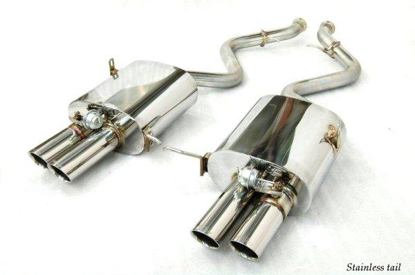 画像2: [BMW E92 M3 マフラー]  キャタバック F1サウンド バルブトロニック エキゾーストシステム
