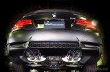 [BMW E92 M3 マフラー]  キャタバック F1サウンド バルブトロニック エキゾーストシステム