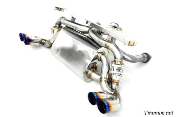 画像1: [Ferrari フェラーリ F355 マフラー]  F1サウンド バルブトロニック エキゾーストシステム アルティメット Ver.