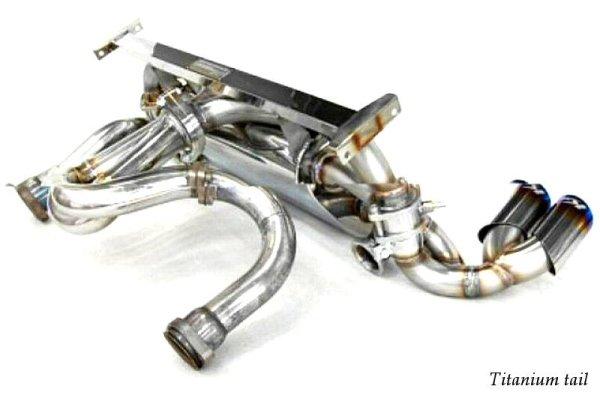 画像2: [Ferrari フェラーリ F355 マフラー]  F1サウンド バルブトロニック エキゾーストシステム アルティメット Ver.