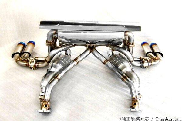 画像2: [Ferrari フェラーリ F360 マフラー]  F1サウンド バルブトロニック エキゾーストシステム  アルティメットVer.