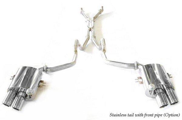 画像5: [Ferrari フェラーリ 550 マフラー] フロント パイプ