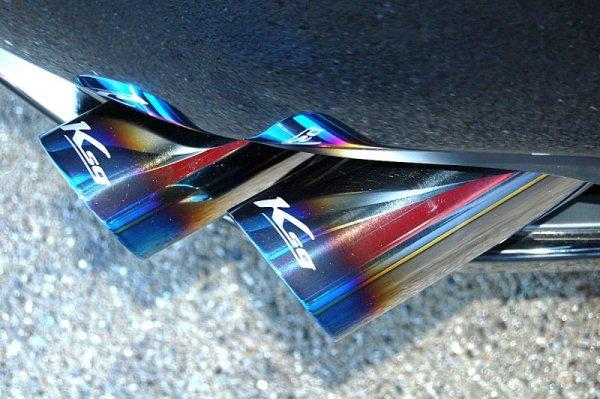 画像2: [Maserati マセラティ グラントゥーリズモ/グランカブリオ マフラー]  キャタバック F1サウンド バルブトロニック エキゾーストシステム