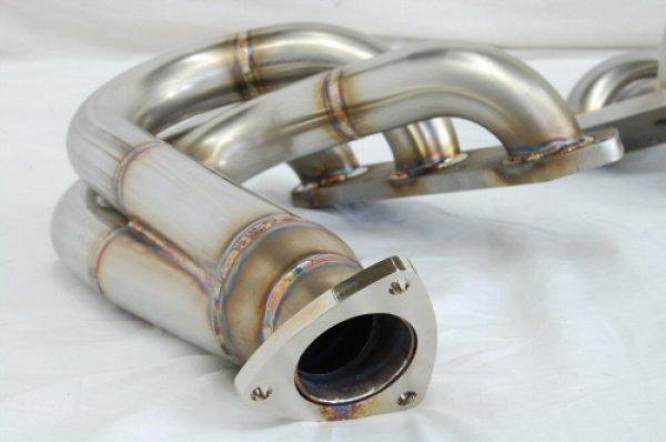 画像3: [Porsche ポルシェ 987ボクスター マフラー]  インナーO2キャンセラー EXマニホールド