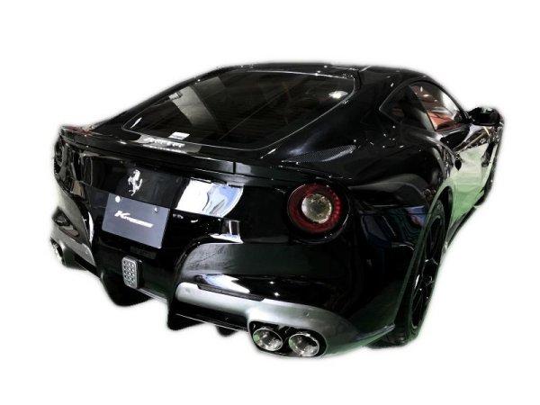 画像1: [Ferrari フェラーリ F12 マフラー]  F1サウンド バルブトロニック エキゾーストシステム