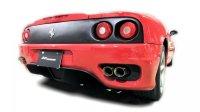 [Ferrari フェラーリ F360 マフラー]  F1サウンド バルブトロニック エキゾーストシステム  アルティメット ハウリングVer.