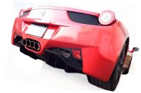 [Ferrari フェラーリ 458Italia / Spider マフラー]  F1サウンド バルブトロニック エキゾーストシステム スーパーハウリングVer.