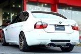 [BMW E90 M3 マフラー] キャタバック F1サウンド バルブトロニック エキゾーストシステム