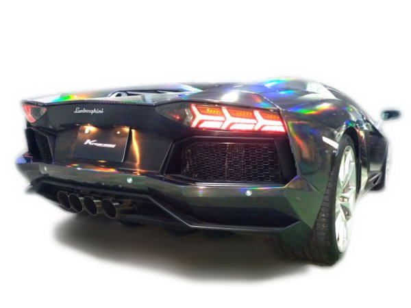 画像1: [Lamborghini ランボルギーニ  アヴェンタドール LP700-4 マフラー]  F1サウンド バルブトロニック エキゾーストシステム スーパーハウリングVer. フルキット