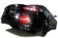 [Maserati マセラティ ギブリ マフラー]  F1サウンド バルブトロニック エキゾーストシステム