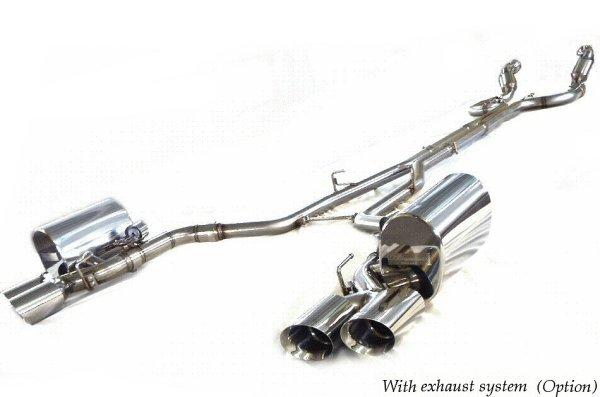 画像4: [Maserati マセラティ ギブリ マフラー] レーシング キャタライザー