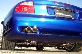 [Maserati マセラティ クーペ(V8/4.2) マフラー]  キャタバック F1サウンド バルブトロニック エキゾーストシステム