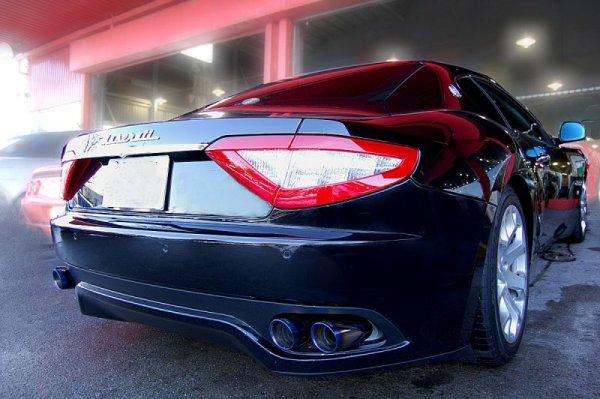 画像1: [Maserati マセラティ グラントゥーリズモ/グランカブリオ マフラー]  キャタバック F1サウンド バルブトロニック エキゾーストシステム