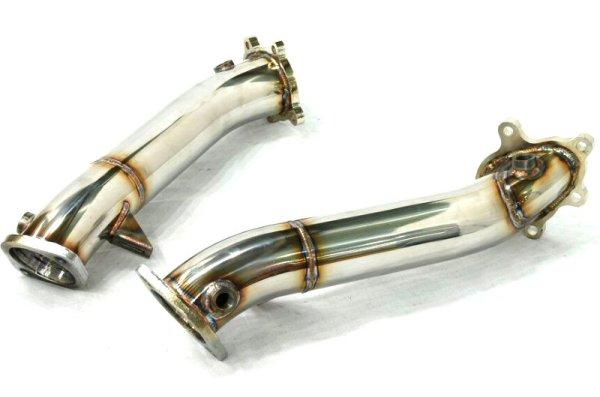 画像2: [日産 GT-R マフラー]  タービン アウトレットパイプ