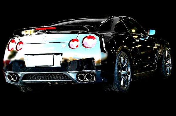 画像1: [日産 GT-R マフラー]  キャタバック F1サウンド バルブトロニック エキゾーストシステム