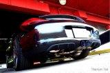 [Porsche ポルシェ 987ボクスター マフラー]  ファーストキャタバック F1サウンド バルブトロニック エキゾーストシステム